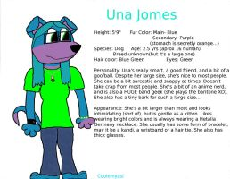 Una Ref colored by coolemyasi