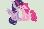 MLP I Love you (Twinkie) by BlueberrysDrawings