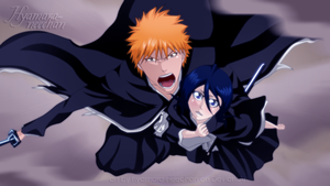 Commission: IchiRuki by hyamara