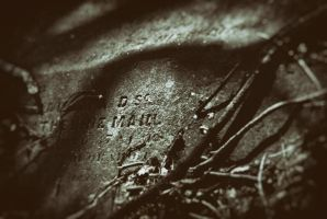 Old Grave by Bazz-photography