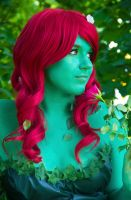 I am Mother Nature - Poison Ivy by Kida-Takashi