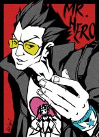 No more heroes by seisei