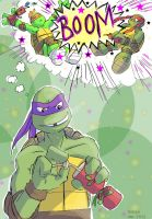 TMNT Advent Calendar: 16 Christmas Crackers by loolaa