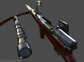 Fedorov Real Time first person by senor-freebie