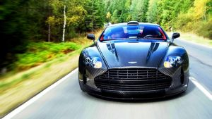 Aston Martin DB9 or DBS by zeexto