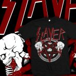 slayer shirt by edopunkrock