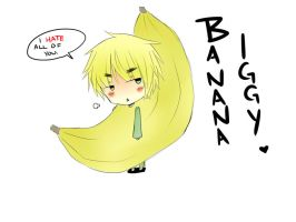 Banana Iggy by srcpcsoha