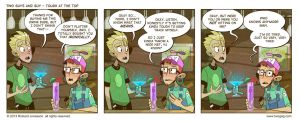 2GAG - Tough At The Top by Drunken-Novice