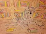 Library by MySapphireReverie