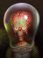 Mars Attacks by adam-brown