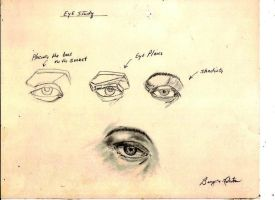 Eye Planes by laikee