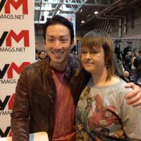 Meeting Todd Haberkorn by punkette180