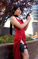RE 4 Ada Wong by xonlx
