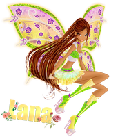Lana Believix Couture by ColorfullWinx
