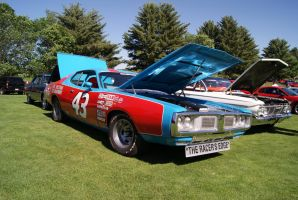 Richard Petty's NASCAR Dodge Charger by rioross