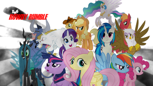 Rowdy Rumble by XYZExtreme13