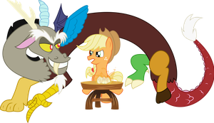 Attempting to Have Marshmallows with Discord by tyler611