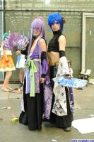 Vocaloid - Gackpoid and Kaito by Cosplayfu