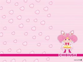 Chibiusa - Chibi Style by Willianac