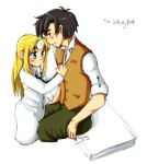 Harvest Moon- Trent and Clarie by Sanoshi