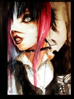 .:PinkBlackVisualKei:. by AkiMao