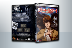 Death Note DVD 1-2 by angelus-killer999
