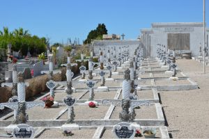 Military cemetery of the 1st world war 2 by A1Z2E3R