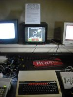 BBC Micro running Elite by betterwatchit