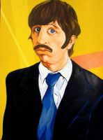 Ringo Starr by al3map2