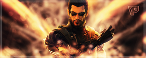Deus Ex by feverpe