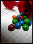 Chocolate: M and M's by M-rast