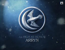 Arryn. Color version by Melaamory