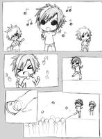 Gazette Comic: page 1 by Mail-mail