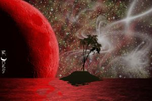 RED WORLD by rik87