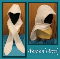 Assassin's Hood by BlueWolfCheetah