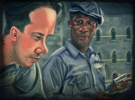 The Shawshank Redemption by keizler