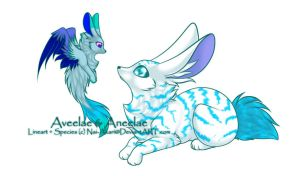 Aneelae and Aveelae Adopts: CLOSED by Inner-Realm-Adopts