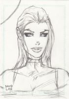 Fathom Sketch Card by DavidLau82