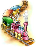 The Train by ge12ald