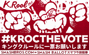 #KrocTheVote to #BringBackKRool: VOTE K. ROOL DLC by Nujavi