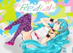Hatsune Miku [REDIAL] by Andrenna
