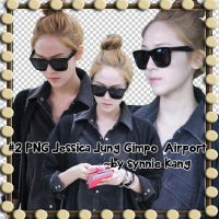Png Jessica Gimpo Airport BySynnieKang by SynnieDesigner