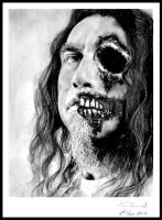 Tom Araya by enigmatic-freak