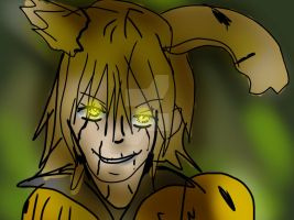 Human- springtrap by Absolhunter251