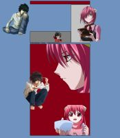 Lucy and L YouTube BG by KeevanGoliath
