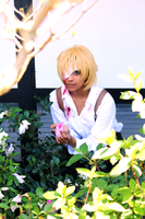 Mad Father Cosplay (Dio): Flower by Awesome-Vivi
