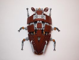 LEGO. Mechanical Bug by DwalinF