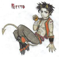Pepito - My Style by growly
