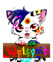 Welcome! by Luxazz