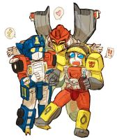 Transformers Armada by SONTYOU